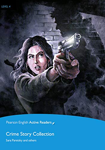 9781405850803: PLAR4:Crime Story Collection Multi-ROM for Pack: Level 4 (Pearson English Active Readers)