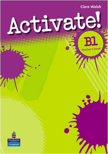9781405851046: Activate! B1 Tbk