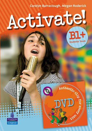 9781405851138: Activate! B1+ Students' Book for pack