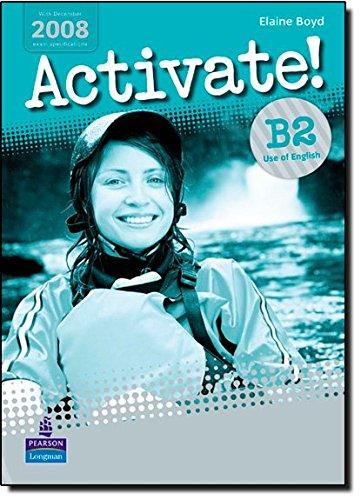 9781405851213: Activate! B2. Use of english. Con vocabulary book. Per le Scuole superiori