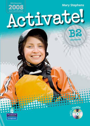 9781405851268: Activate! B2 Workbook no Key for pack