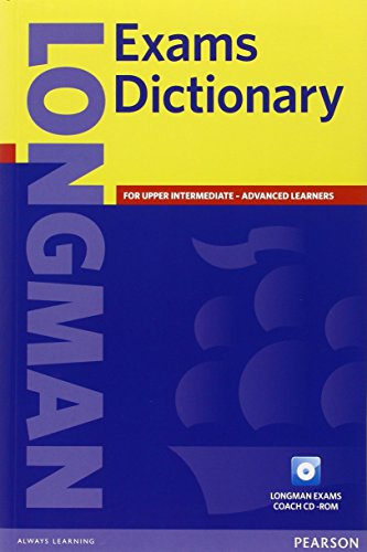 9781405851374: Longman Exams Dictionary Cased with CD-ROM: Update (L Exams Dictionary)