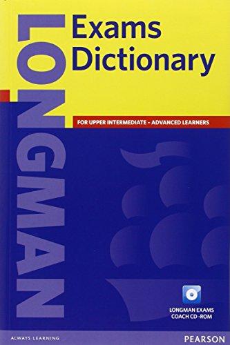 9781405851374: Longman Exams Dictionary Paper+CD (L Exams Dictionary)