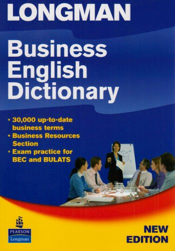 9781405851381: Longman Business Dictionary (Other Dictionaries)