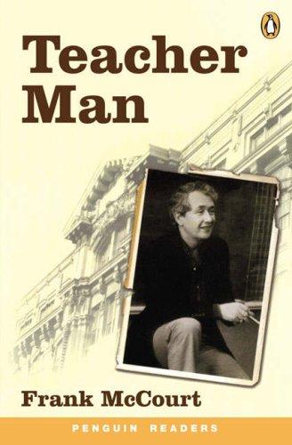 9781405851756: Teacher Man (Penguin Readers (Graded Readers))