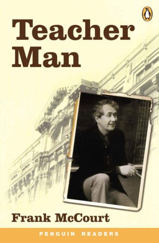 9781405851756: Teacher Man (Penguin Longman Penguin Readers)