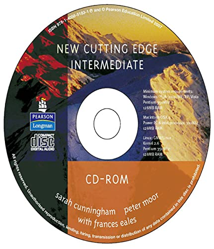New Cutting Edge Intermediate CD-ROM for Pack: Frances Eales, Peter