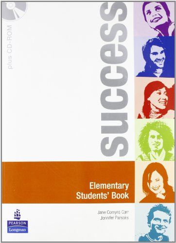 9781405851916: Success Elementary SB Pack