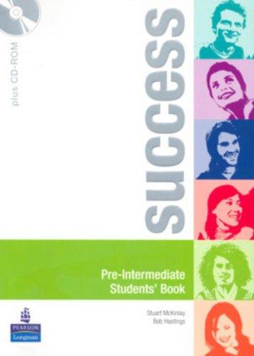 Success Pre-Intermediate Students Book Pack: McKinlay, Mr Stuart