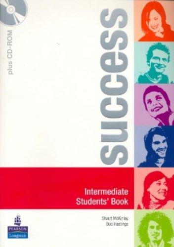 9781405851930: Success. Intermediate. Student's book. Ediz. internazionale. Per le Scuole superiori. Con CD-ROM. Con espansione online