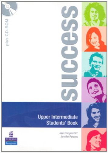 9781405851947: Success Upper Intermediate SB Pack