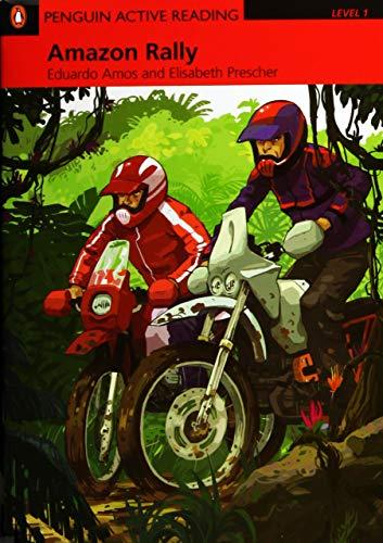 Amazon Rally Book and CD-Rom Pack (Penguin: Eduardo Amos