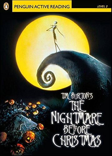 9781405852104: Nightmare Before Christmas, The, Level 2, Penguin Active Readers (Penguin Active Readers, Level 2)