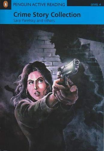 9781405852180: PLAR4:Crime Story Collection Multi-ROM for Pack: Level 4 (Penguin Active Reading (Graded Readers))