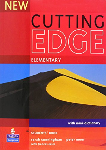 9781405852272: New Cutting Edge. Elementary. Students' Book (+ CD): Students Book NE and CD-ROM Pack