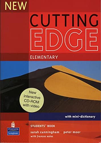 9781405852272: Cutting Edge Elementary