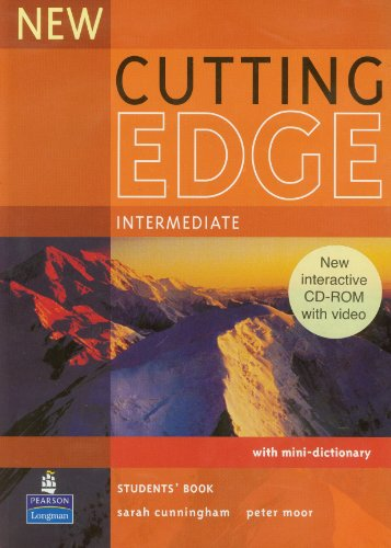 9781405852296: Cutting Edge Intermediate Students Pack Cutting Edge