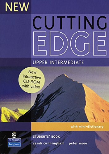 9781405852302: New Cutting Edge. Upper Intermediate. Students' Book (+ CD)