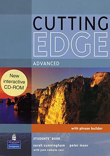 9781405852319: Cutting Edge Advanced Students Pack (Cutting Edge)