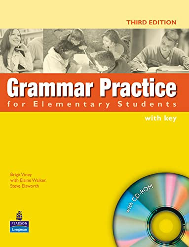 9781405852944: Grammar Practice for Elementary Students: With Key