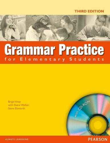 9781405852951: Grammar Practice for Elementary: Student Book No Key Pack (Grammar Practice)