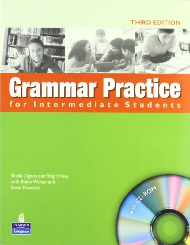 Grammar Practice for Intermediate Student Book no: Steve Elsworth, Elaine