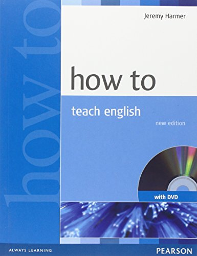 9781405853095: How to Teach English: An Introduction to the Practice of English Language Teaching (2nd Edition) (With DVD) (How To Series)