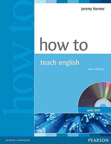 9781405853095: How to Teach English Book and DVD Pack