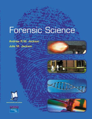 9781405853897: Criminalistics: An Introduction to Forensic Science: WITH Practical Skills in Forensic Science AND Forensic Science