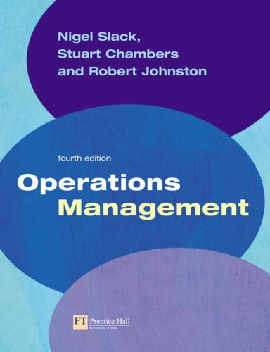 Valuepack: Operations Management p4 with Research Methods for Buisness Students p4 with The Buisness Students Handbook.: WITH Research Methods for ... Learning Skills for Study and Employment (1405854073) by Prof Nigel Slack; Dr Stuart Chambers; Prof Robert Johnston; Mark Saunders; Adrian Thornhill; Philip Lewis; Sheila Cameron