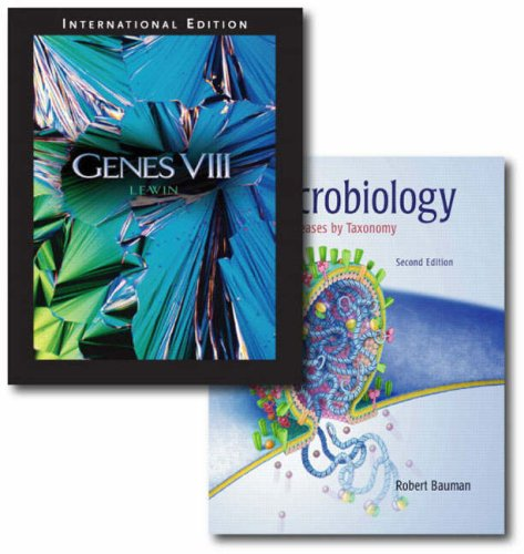 9781405854214: Genes VIII: AND Microbiology with Diseases by Taxonomy