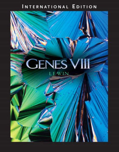 9781405854511: Genes VIII: AND Molecular Biology of the Gene