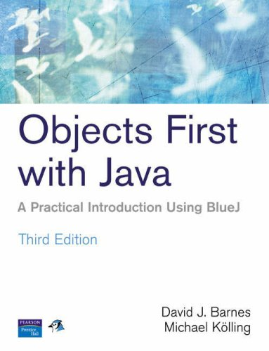 9781405854696: Valuepack:Objects First with Java: A Practical Introduction Using BlueJ/C Primer