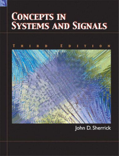"9781405854917: Concepts in Systems and Signals: AND ""MATLAB and Simulink Student Version Release 14"""