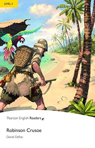 9781405855334: Level 2: Robinson Crusoe (2nd Edition) (Penguin Readers, Level 2)