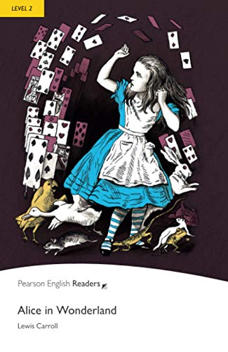 9781405855358: Level 2: Alice in Wonderland (Pearson English Graded Readers)