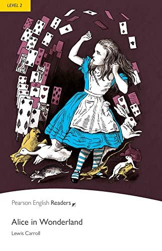 9781405855358: Level 2: Alice in Wonderland (2nd Edition) (Penguin Readers, Level 2)