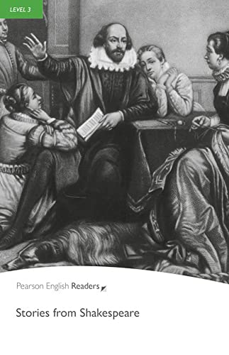 9781405855495: Stories from Shakespeare: Level 3 (Pearson English Graded Readers)