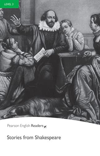 9781405855495: Stories from Shakespeare, Level 3, Penguin Readers (Penguin Readers (Graded Readers))