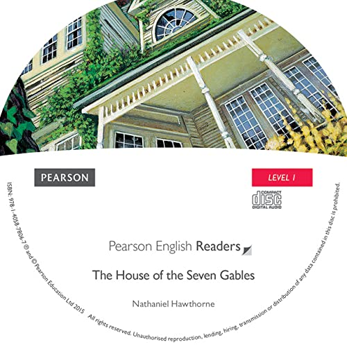 9781405857093: Level 1: The House of the Seven Gables CD for Pack (Pearson English Graded Readers)