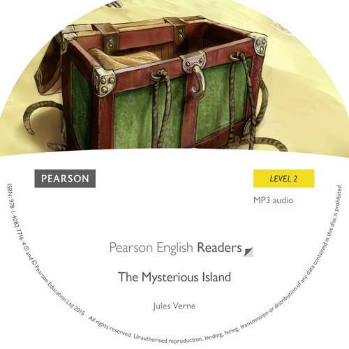 9781405857567: PLPR2:Mysterious Island, The CD (Penguin Readers (Graded Readers))
