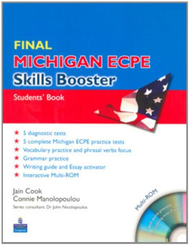 9781405858090: Michigan ECPE Final no Key Pack