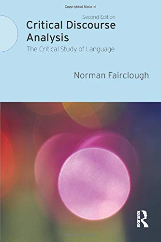 9781405858229: Critical Discourse Analysis: The Critical Study of Language