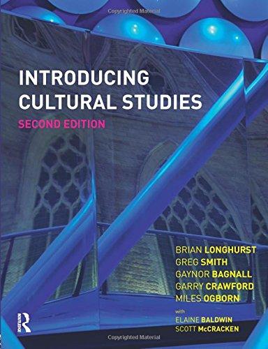 9781405858434: Introducing Cultural Studies