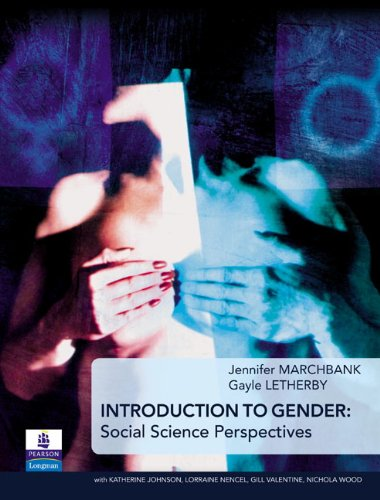 9781405858441: Introduction to Gender: Social Science Perspectives