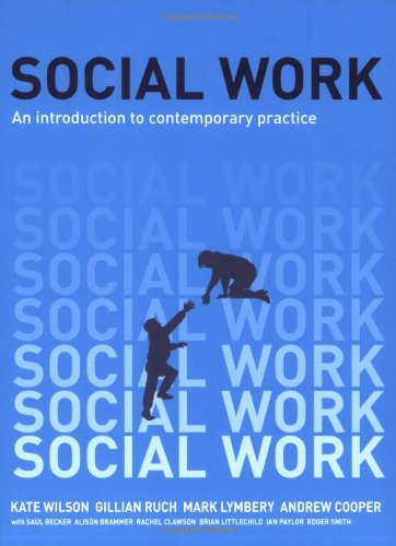 9781405858465: Social Work: An Introduction to Contemporary Practice
