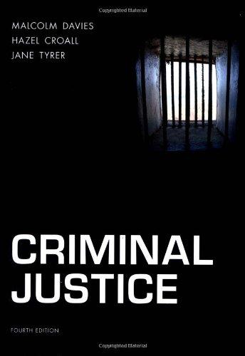 9781405858809: Criminal Justice