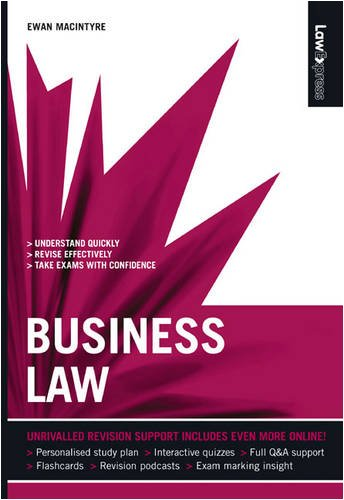 Law Express Business Law 1st edition: MacIntyre, Ewan