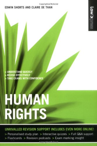 Law Express: Human Rights (Revision Guide): Edwin Shorts, Claire