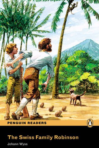 9781405860338: PLPR3:Swiss Family Robinson, The CD for Pack (Penguin Readers (Graded Readers))